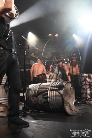 Les Tambours du Bronx @ l'Etage48