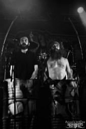 Les Tambours du Bronx @ l'Etage98