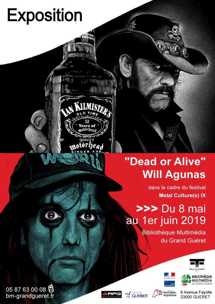 Metal Culture(s) IX - Dead or Alive