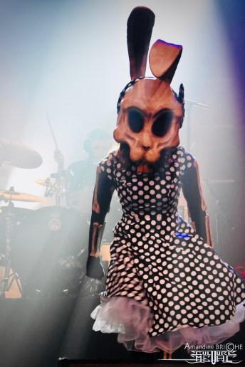 Dead Bones Bunny @Metal Culture(s) IX138