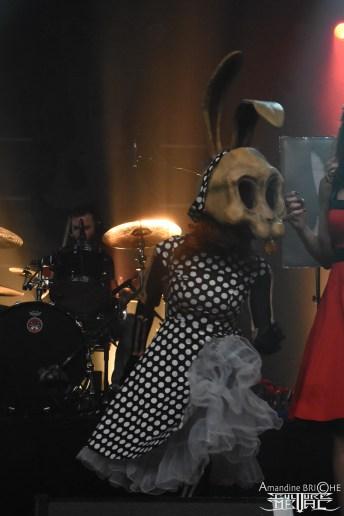 Dead Bones Bunny @Metal Culture(s) IX141
