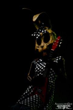 Dead Bones Bunny @Metal Culture(s) IX150