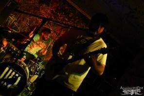 The Chainsaw Motel @ Warm Up Licorne Fest12