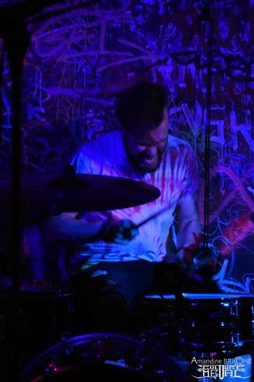 The Chainsaw Motel @ Warm Up Licorne Fest14