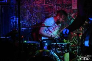 The Chainsaw Motel @ Warm Up Licorne Fest4