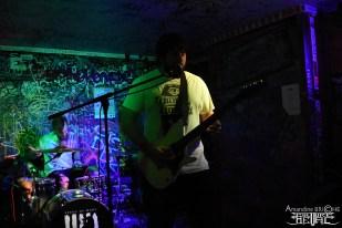 The Chainsaw Motel @ Warm Up Licorne Fest80