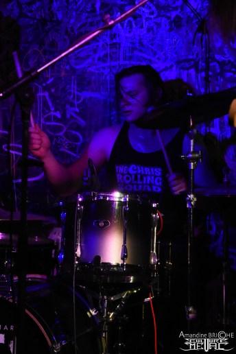 The Chris Rolling Squad @ Licorne Fest Warm Up58