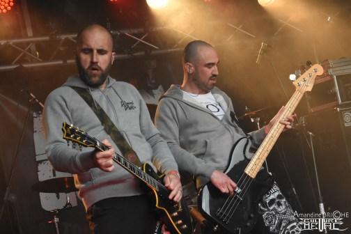 Born To Burn @Metal Culture(s) IX6