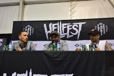 Cult Of Luna - conf' presse @ Hellfest 2019-6