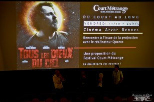 Court Métrange - Quarxx10