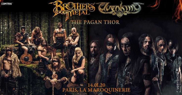The Pagan Thor @ Paris