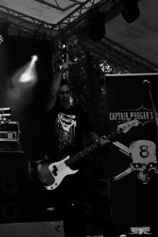 Captain Morgan's Revenge @ MetalDays 201980