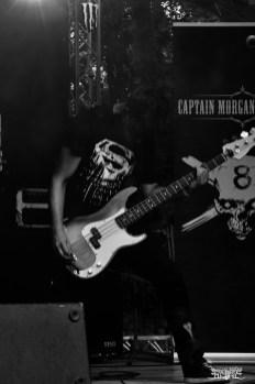 Captain Morgan's Revenge @ MetalDays 201985