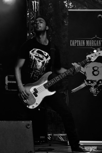 Captain Morgan's Revenge @ MetalDays 201986