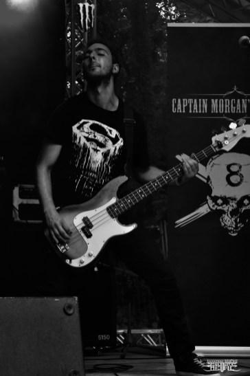 Captain Morgan's Revenge @ MetalDays 201986