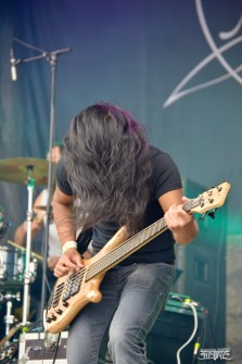 Alcest @ Motocultor 2015 -57