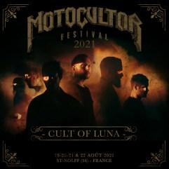 Cult Of Luna @ Motocultor 2021
