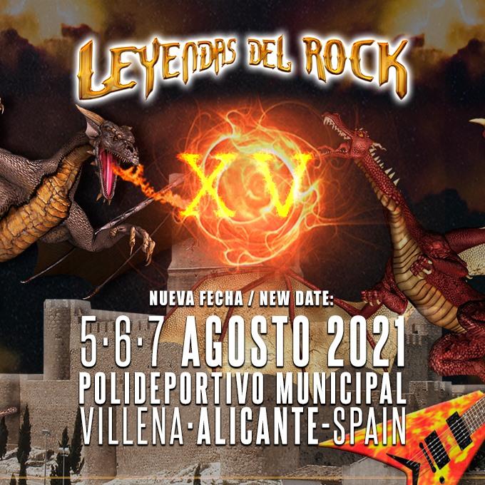 Leyenda del Rock 2021
