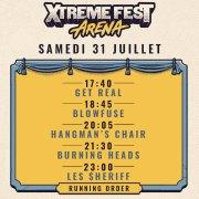 Xtreme Fest Arena 2021 samedi 31
