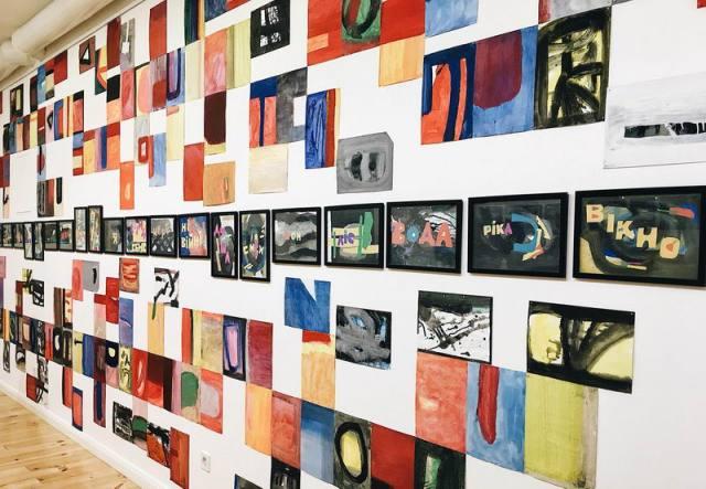 инвог арт галерея, Антон Логов, современные украинские художники, современные одесские художники