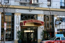 Hotel Whitcomb San Francisco Ca