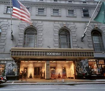 The Roosevelt Hotel new york