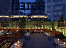 Empire Hotel Rooftop Bar NYC