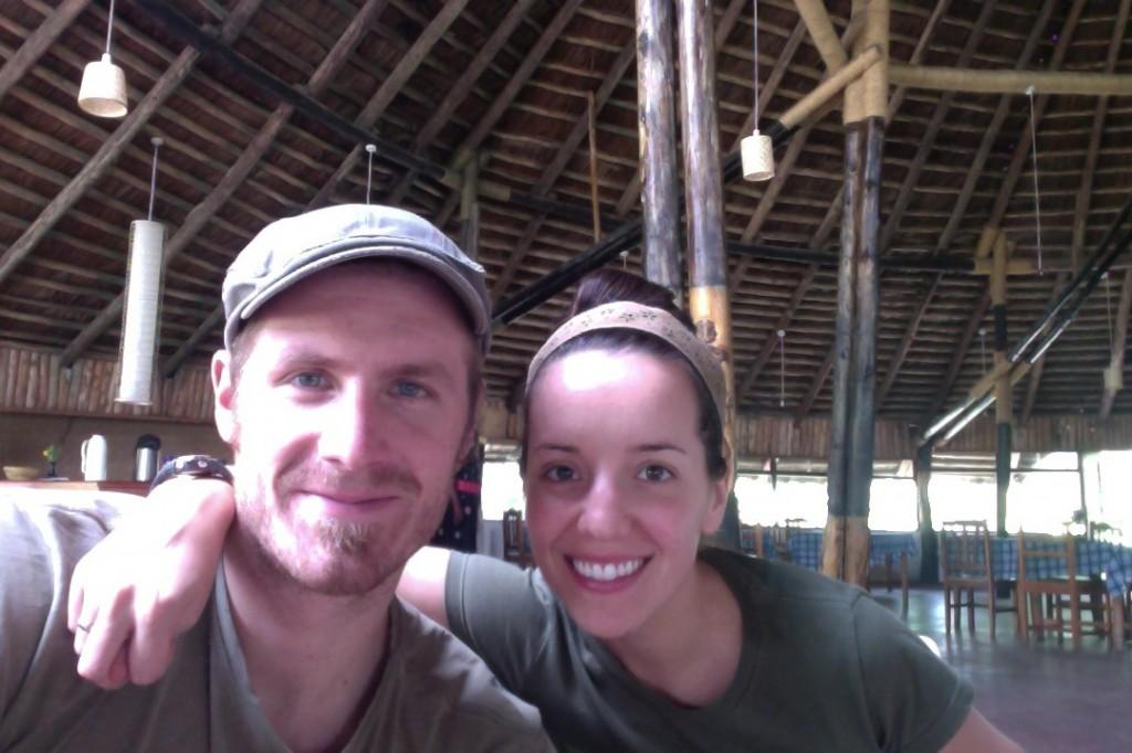 Jeremy and Lindsay
