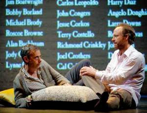 """Broadway revival of """"The Normal Heart"""" staged by George C. Wolfe"""