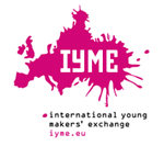 Logo of International Young Makers' Exchange at MESS Sarajevo