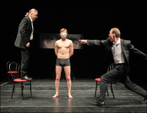 """""""Being Harold Pinter"""" by Belarus Free Theater 