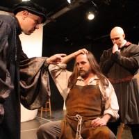 "Park Bucker, Paul Kaufmann and Paul Kelly in ""Hieronymus"" by Nic Ularu | Photo by Christine Jacky"