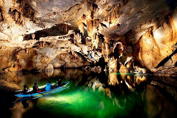 Puerto Princesa Underground River | Photo courtesy of Amazing Earth