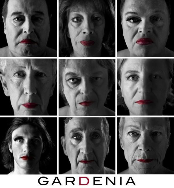 "Performers of ""Gardenia"" | Design by Michael Bonfiglio"