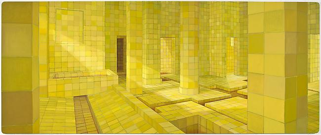 """O Iluminado (The Shining)"" from Adriana Varejão: Histories at the Margins"