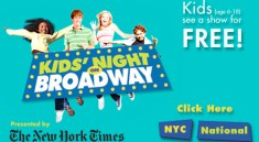 2013 KIDS' NIGHT ON BROADWAY