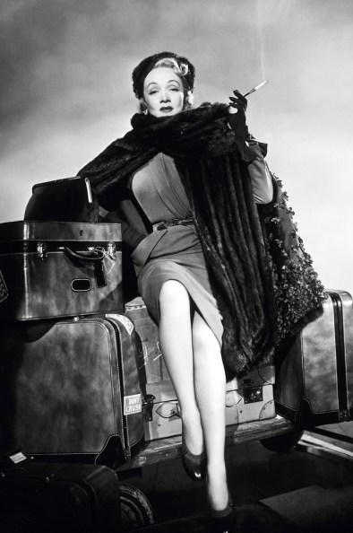 Marieve Dictrich 1948 | Cornel Lucas