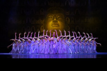 """Silk Road"" by the Gansu Dance Theatre"