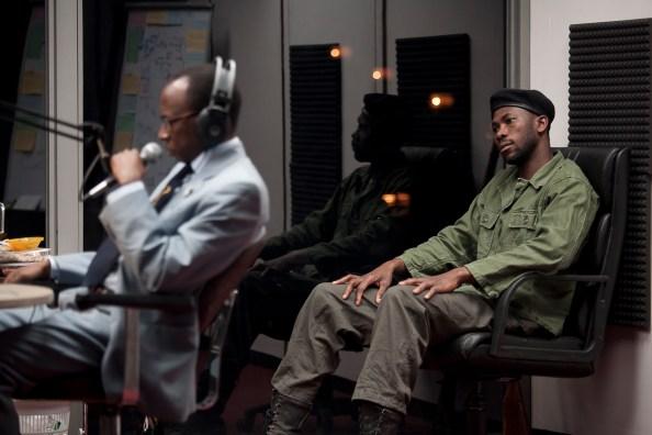 "About the Rwanda genocide: ""Hate Radio"" by Milo Rau | Photo by Daniel Seiffert"