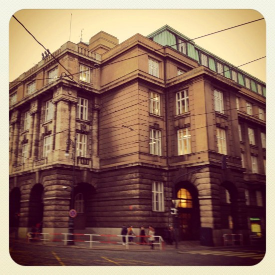 Charles University in Prague | Photo by Randy Gener
