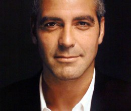 At the time, Clooney was filming the movie