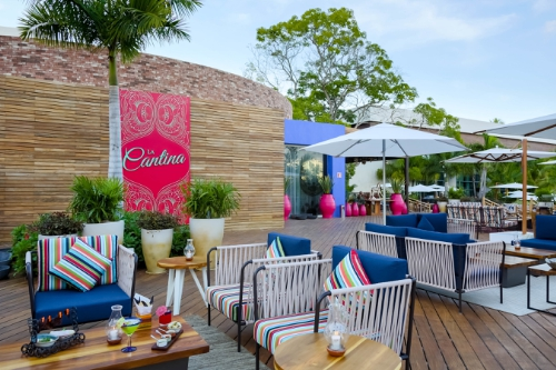 MEXICAN RESORTS Three new dining options rise in Sierra Madre