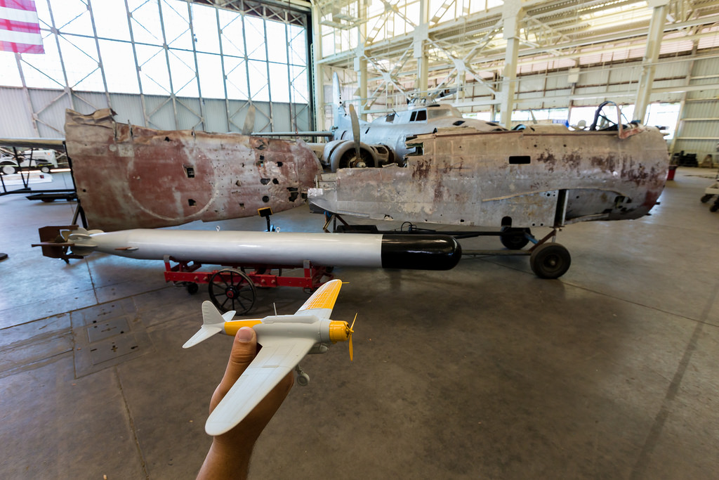 BOMB ME, KATE |  Rare WWII Japanese torpedo bombers at Pearl Harbor