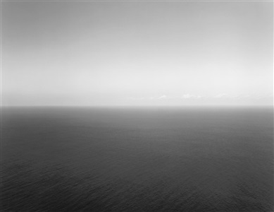 Hiroshi Sugimoto's camera simulates landscapes of lost time