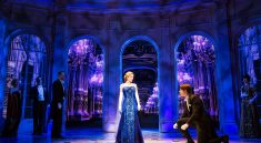 Christy Altomare, Derek Klena and the cast of ANASTASIA, Photo by Matthew Murphy, 2017