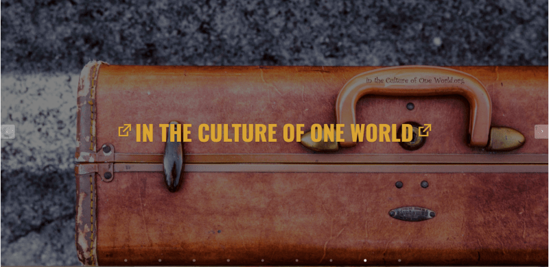 IN THE CULTURE OF ONE WORLD | Photo by Randy Gener