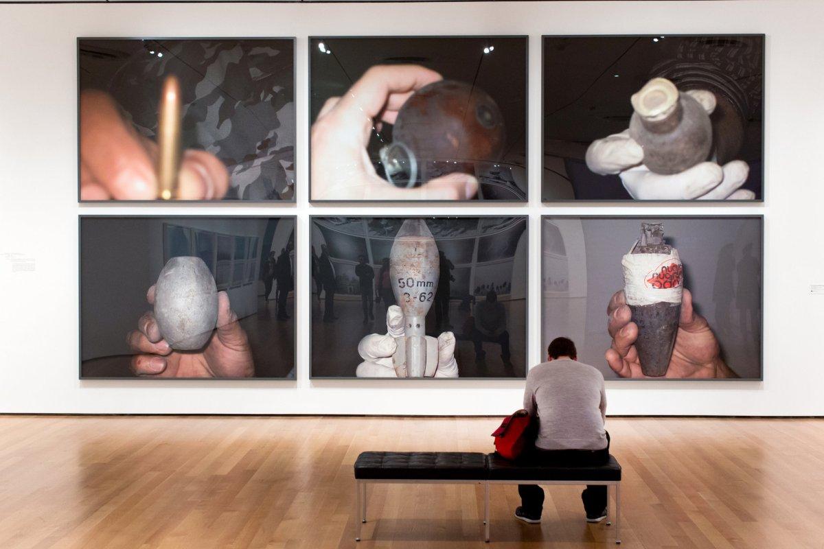Walid Raad |  Conceptual artist from Lebanon