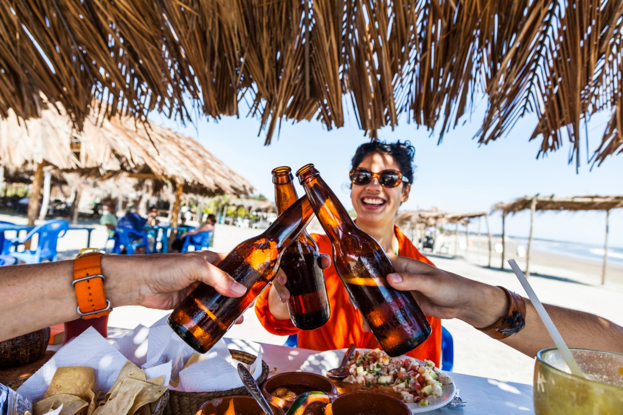 Travel + Leisure Mexico Beach Party