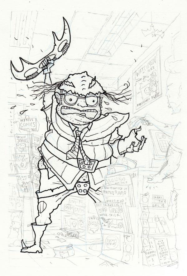 CulturePulp.: How to Draw Your Klingon.