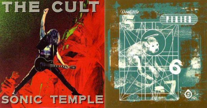 The Cult The Pixies